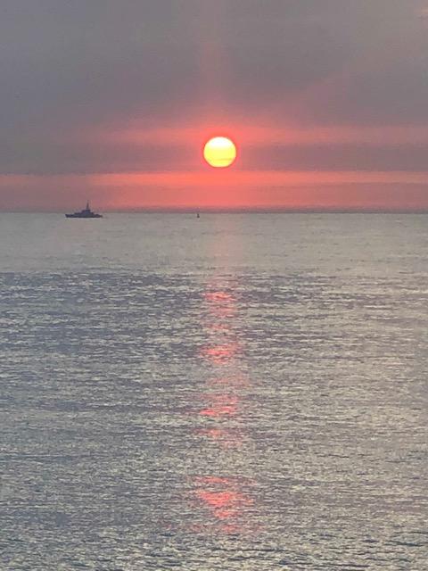 Sunrise in Deal